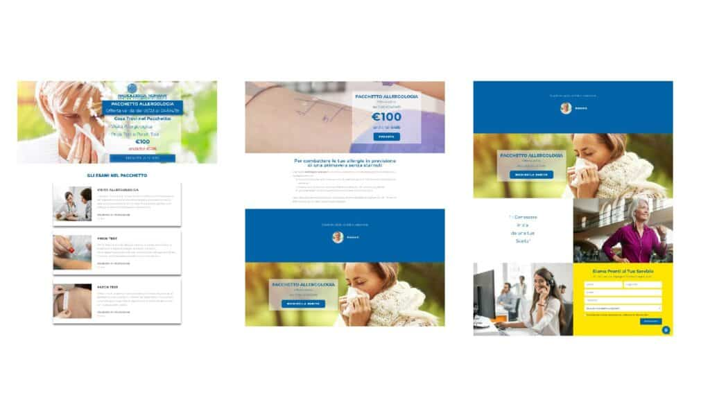Diego Fabi - Portfolio - diego fabi portfolio webdesign radiologica - Landing Page